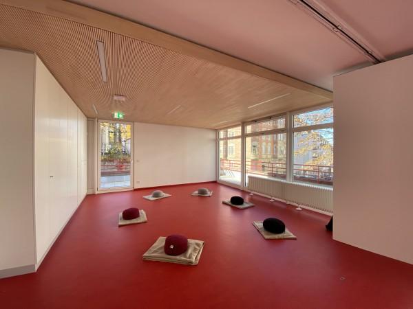 Paul-Fischer-Haus Meditation